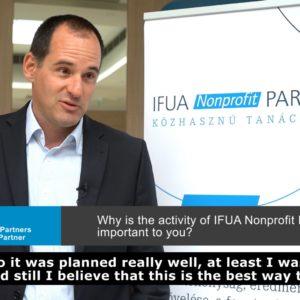Non-profit consultancy, IFUA Nonprofit Partner
